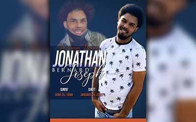 Jonathan Bernard Joseph 1994-2021