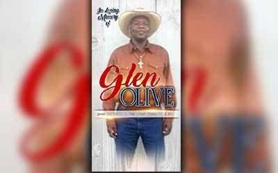 Glen Olive 1962-2021