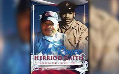 Royce Herriod Smith 1941 – 2021