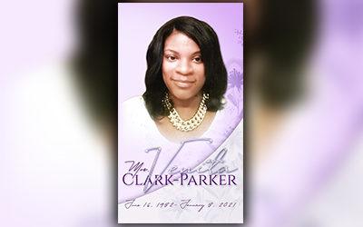Venitha Clark Parker 1982-2021