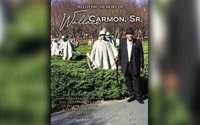 Wallace Carmon Sr 1930-2021