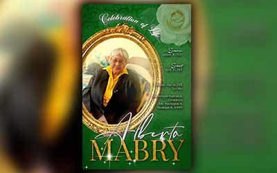 Alberta Mabry 1920 – 2021