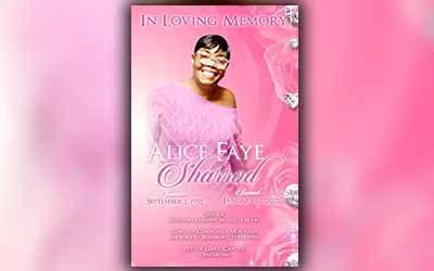 Alice Faye Sharrod 1955-2021